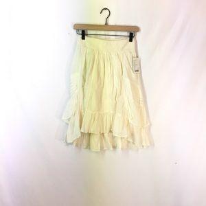 New HD In Paris Skirt Ivory Kalya Skirt